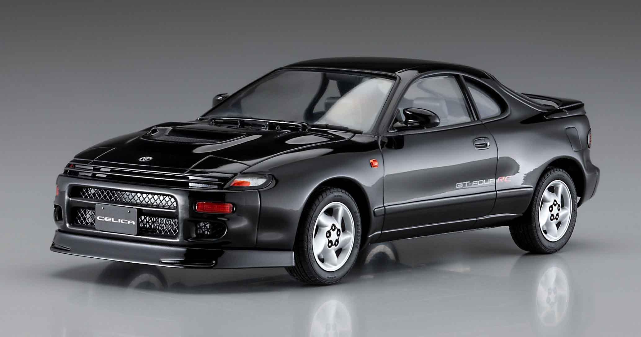 Hasegawa 1/24 Toyota Celica GT-Four RC W/Lip Spoiler