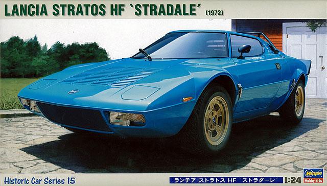 """Hasegawa 1/24 Lancia Stratos HF """"Stradale"""""""