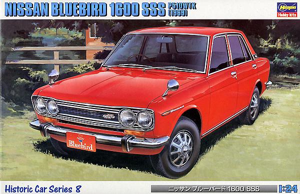 Hasegawa 1/24 Bluebird 1600 SSS 1969