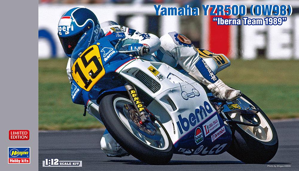 1/12 Yamaha YZR500 (0W98)