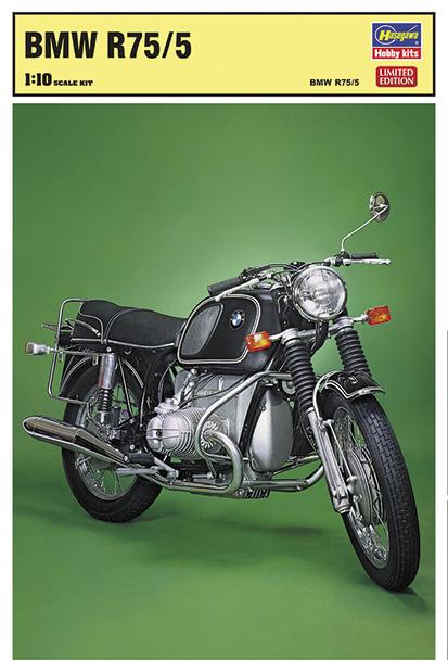 Hasegawa 1/10 BMW R75/5 (SP374)