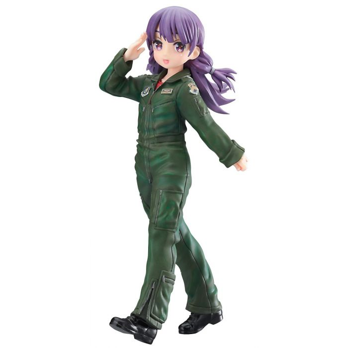"Hasegawa 1/12 EggGirls Collection No.10 ""Claire Frost"" Pilot Suit (SP463)"