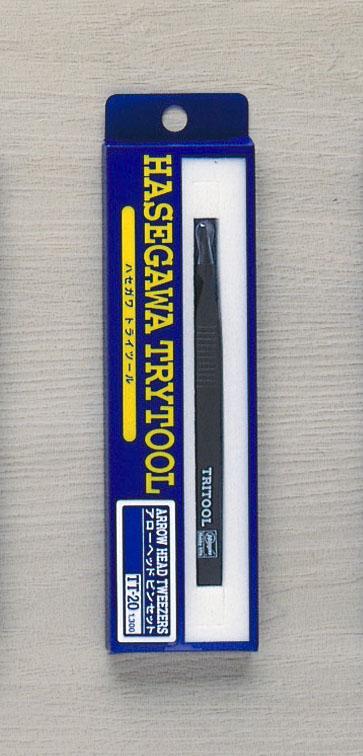 Hasegawa Arrowhead Tweezers