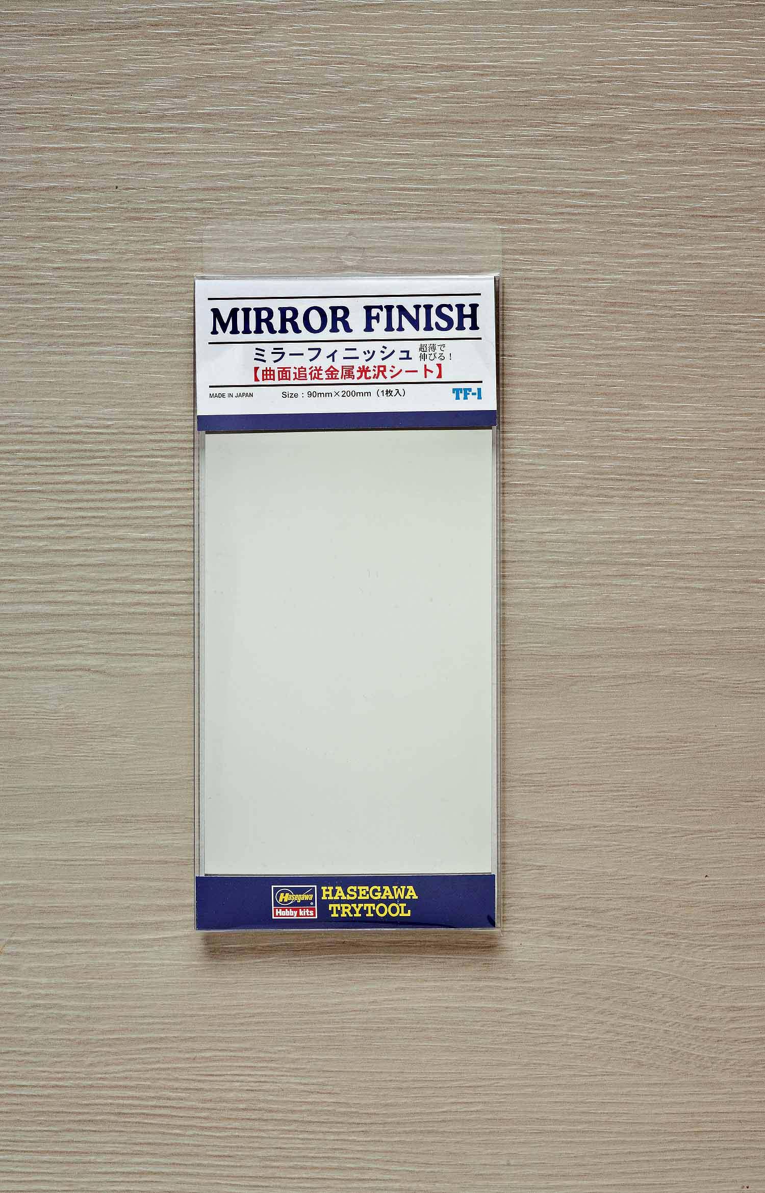 Hasegawa Mirror Finish
