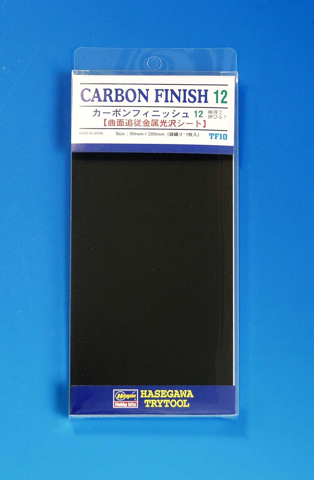 Hasegawa Carbon Finish 12 (Large-Meshes)
