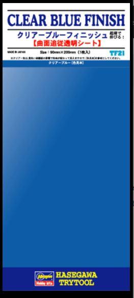 Hasegawa Clear Blue Finish (TF21)