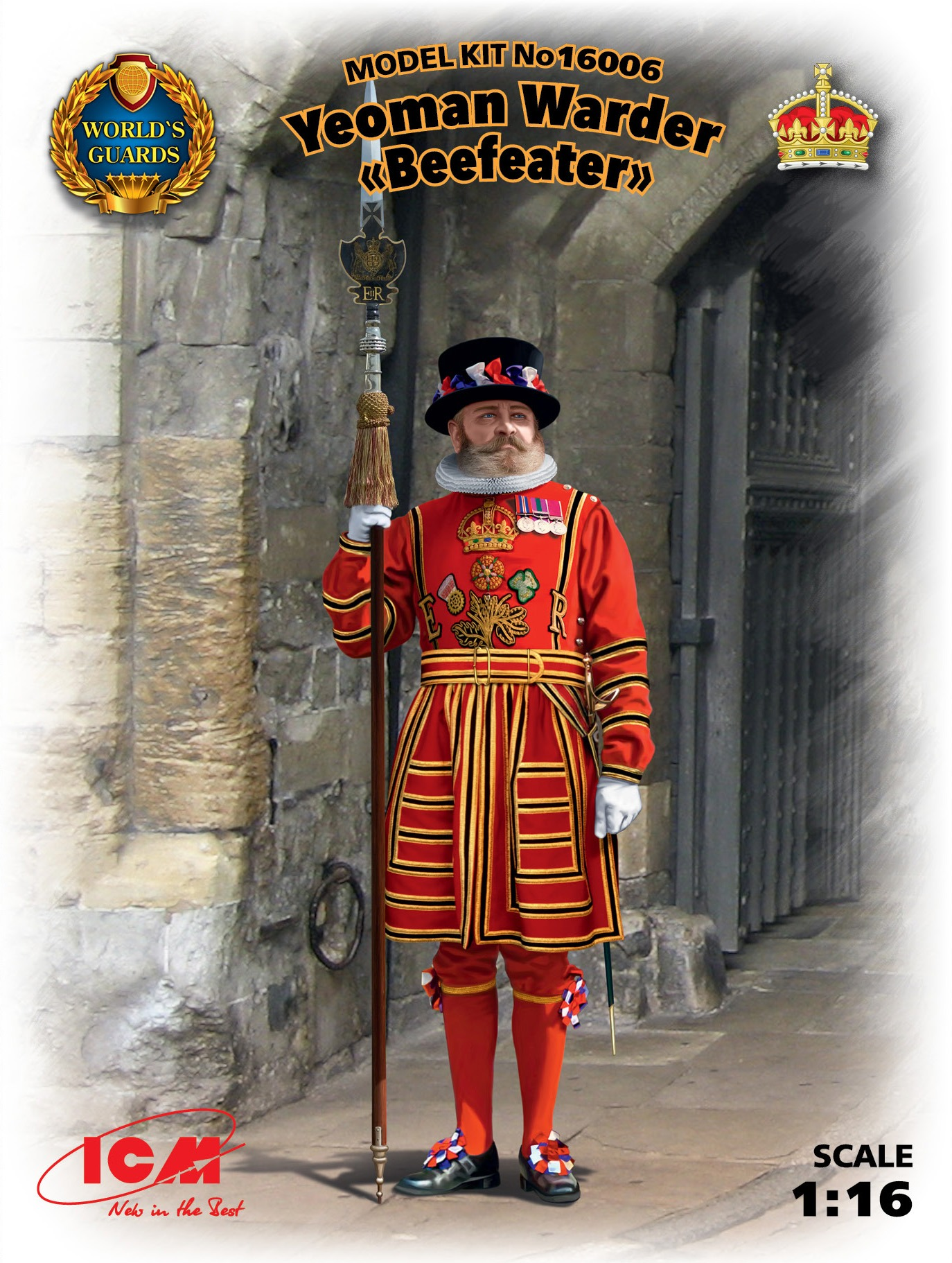 ICM Yeoman Warder �Beefeater�