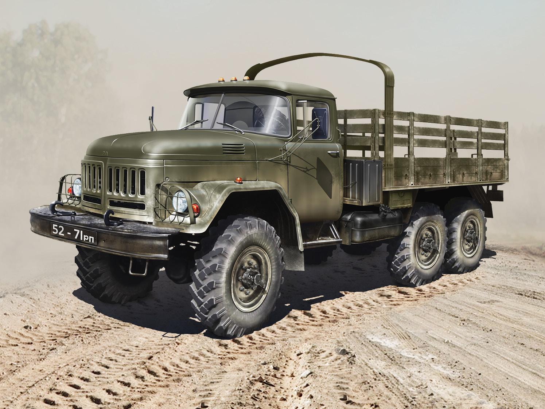 ICM ZiL-131, Soviet Army Truck