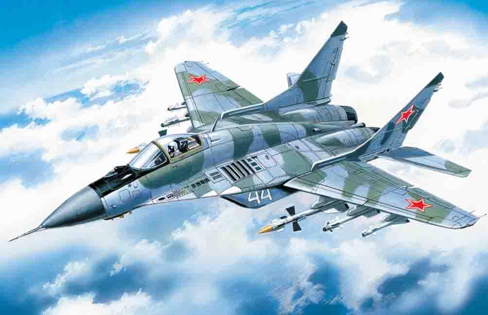 "ICM Mikoyan-29 ""9-13"", Soviet Frontline Fighter"
