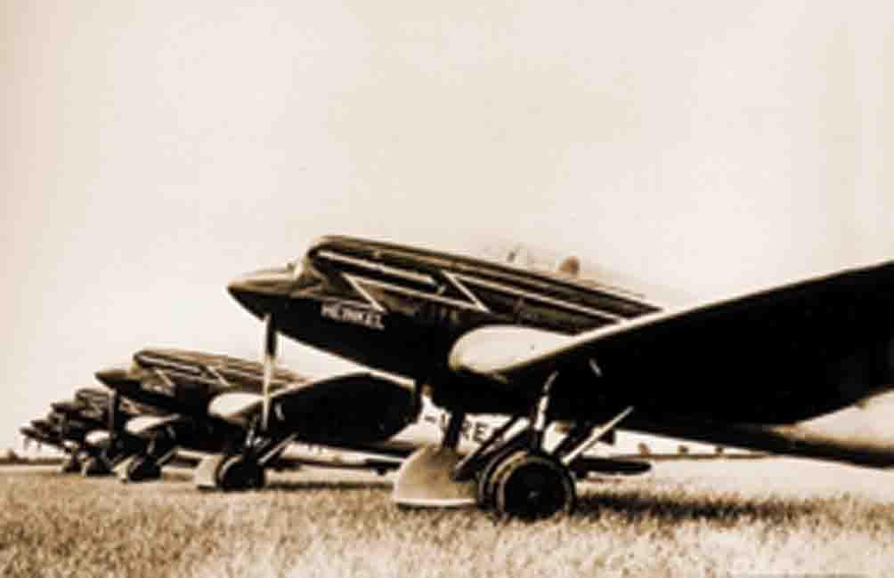 ICM He 70G-1, German Passenger Aircraft
