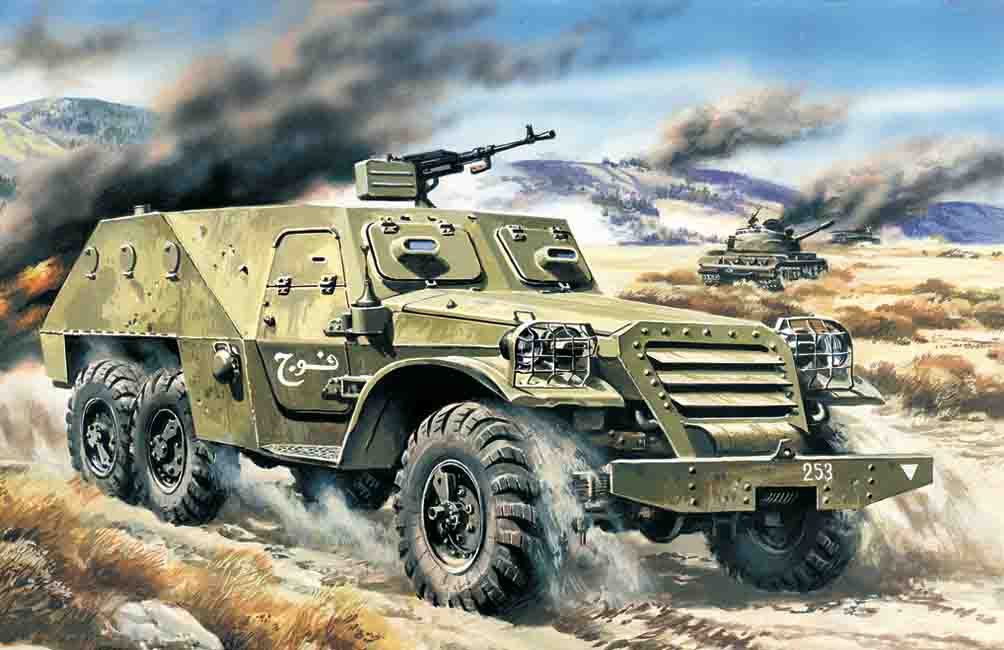 ICM BTR-152V, Armoured Personnel Carrier