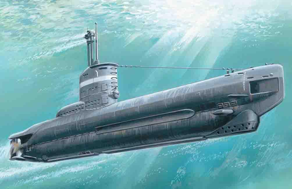 ICM U-Boat Type XXIII, WWII German Submarine