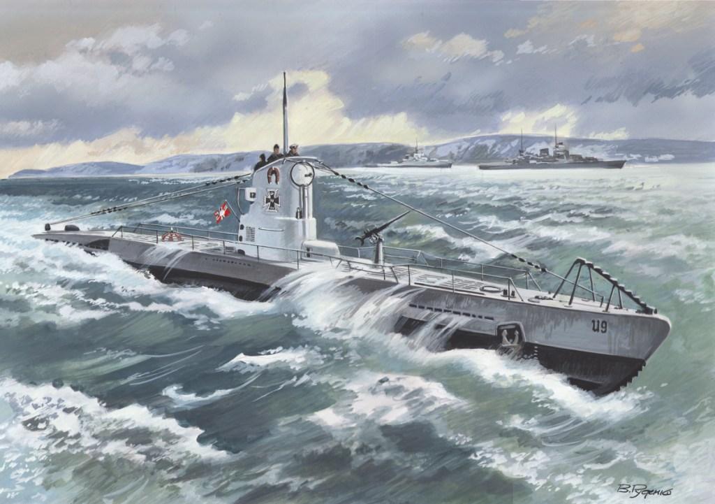 ICM U-Boat Type IIB (1939), German Submarine