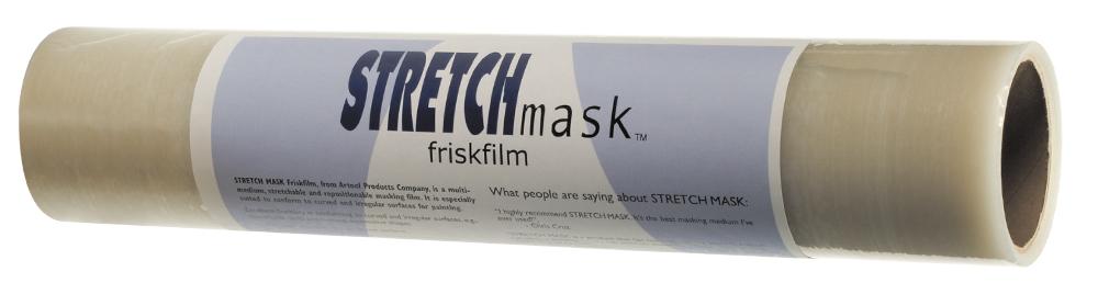 IWATA Artool Stretch Mask, 18inx25yds Roll