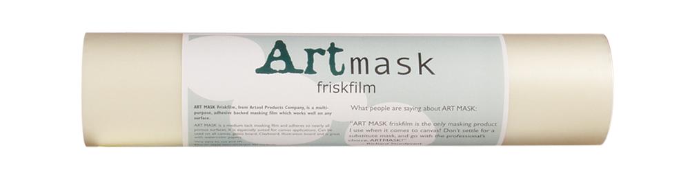 IWATA Artool Art Mask, 18inx25yds Roll