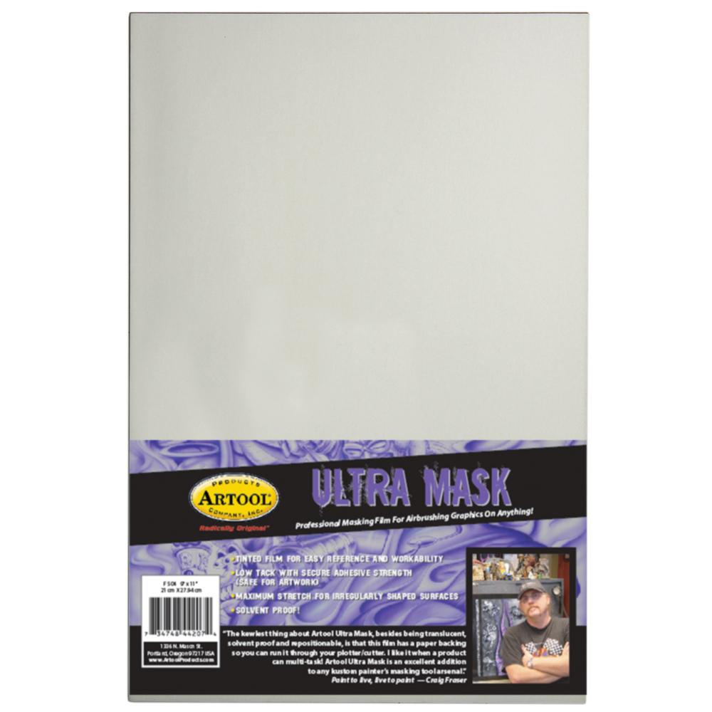 IWATA Ultra Mask Sheets 5 pcs 9X11