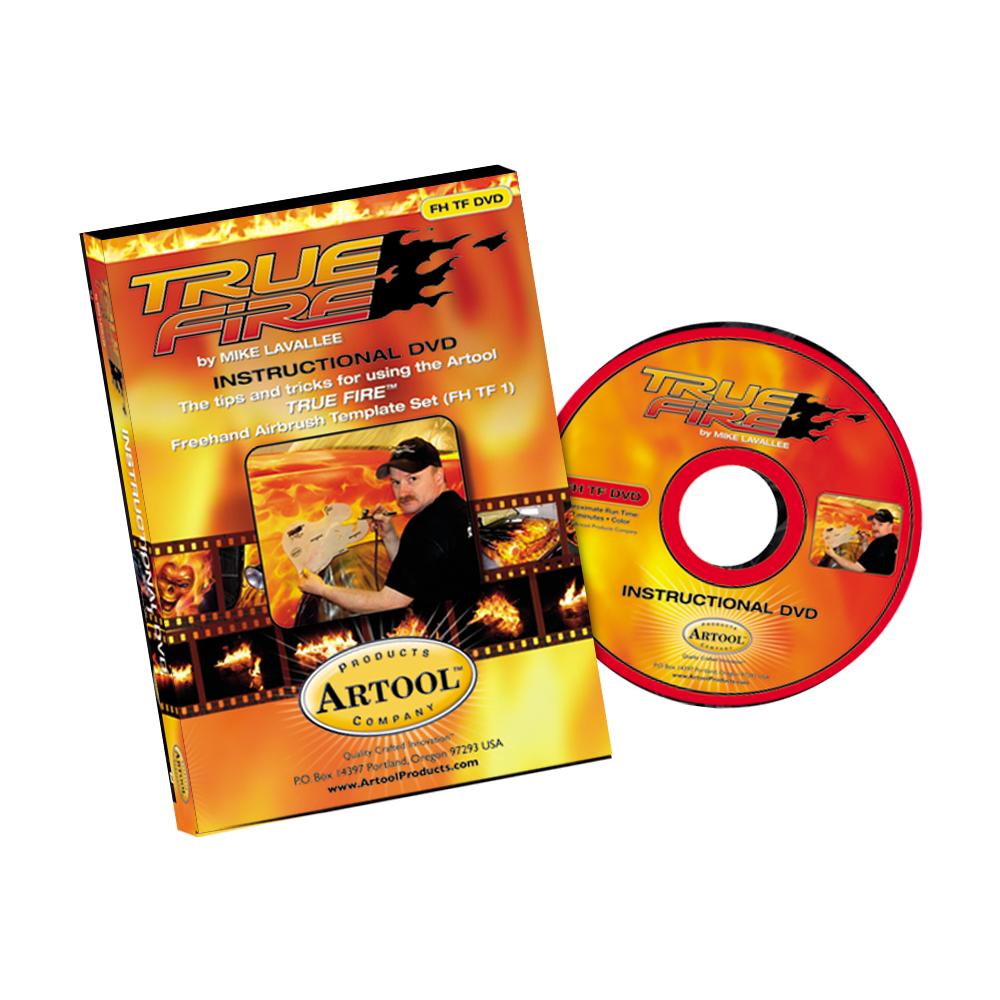 IWATA Mike Lavallee Artool True Fire Intro DVD