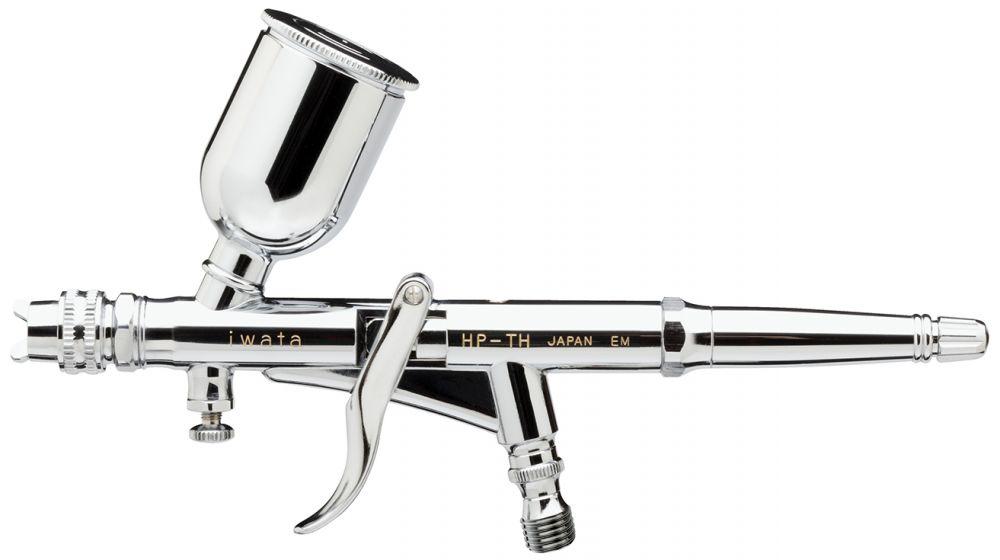 IWATA Hi-Line HP-TH Gravity Feed Dual Action Trigger Airbrush