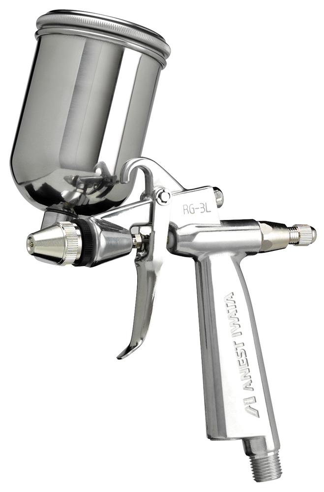 IWATA Anest RG-3 Side Feed Spray Gun
