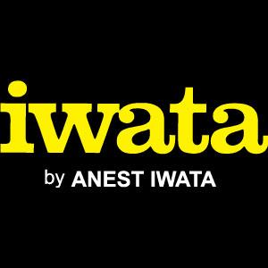 IWATA W400 SPRAYGUN W/CUP 1.4 mm