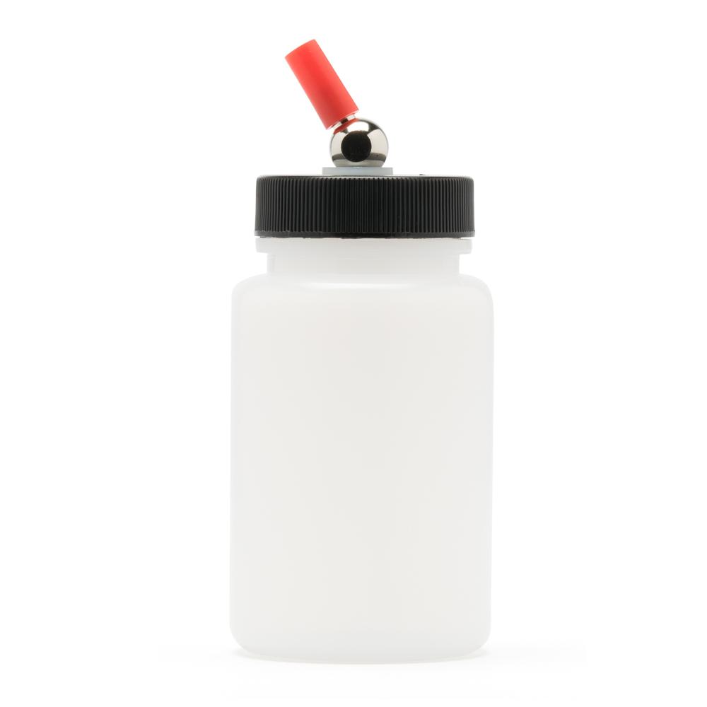 IWATA High Strength Translucent Bottle 4 oz / 118 ml Jar With Adaptor Cap