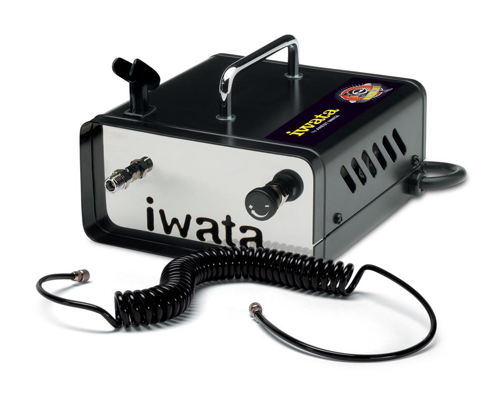 IWATA Ninja Jet 110-120V Airbrush Compressor