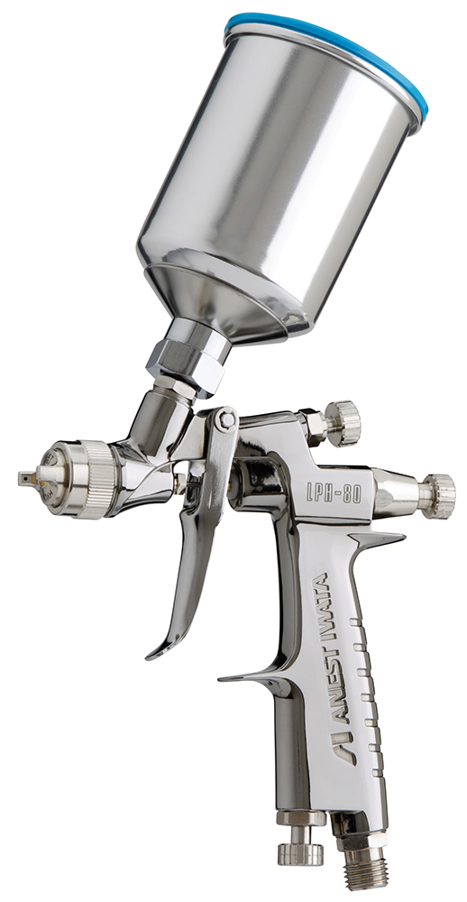 Iwata LPH-80 Gravity Feed Spray Gun