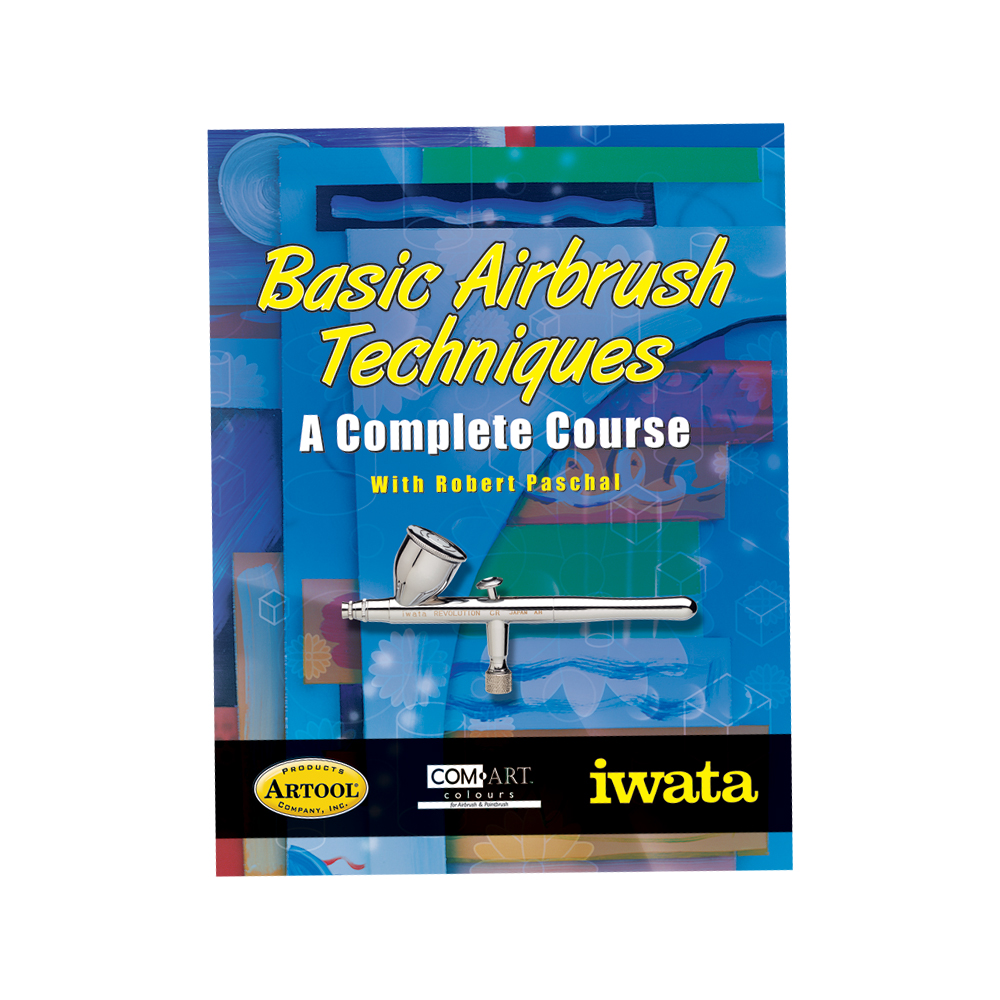IWATA Basic Airbrush Tech Book