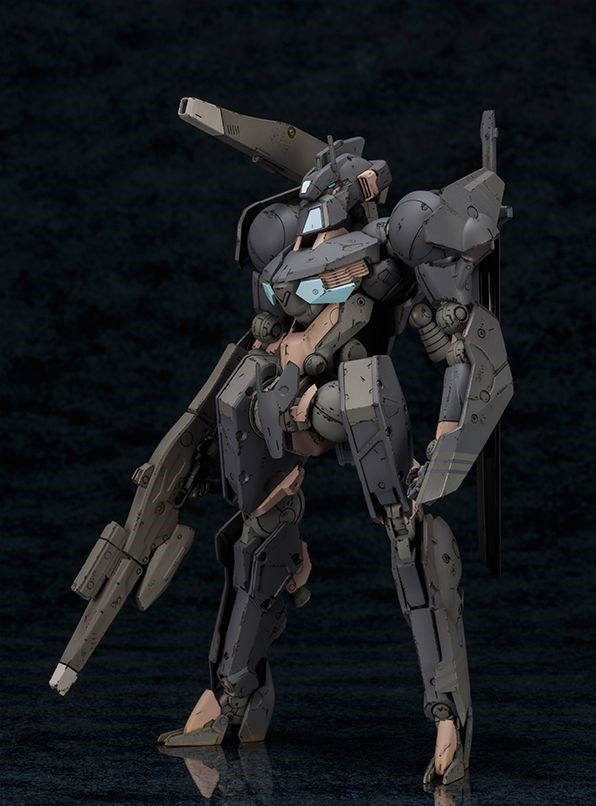 Kotobukiya Yinghu Shadow Tiger 1/100 Full Action Model Kit