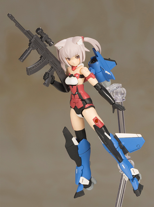 Frame Arms Girl Hand Scale Innocentia, Non Scale