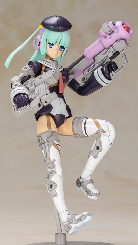 Kotobukiya Frame Arms Girl Greifen, Ultramarine Violet Version - Non Scale