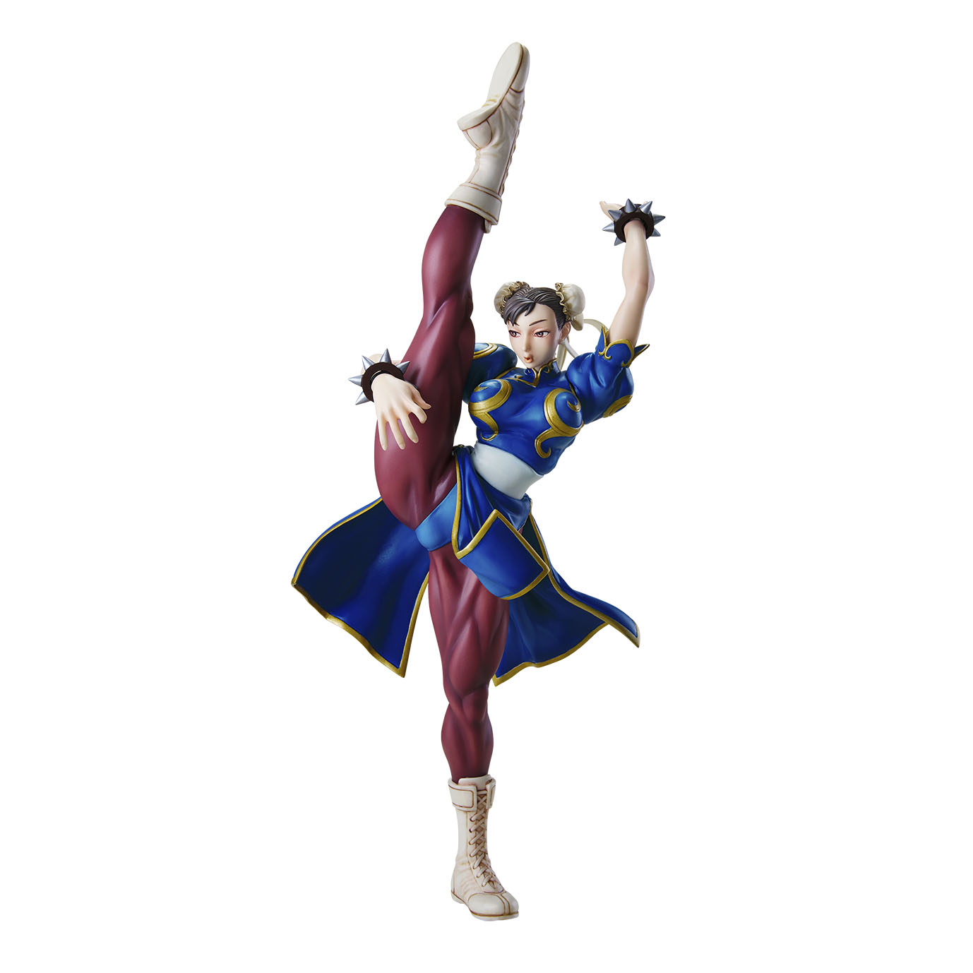 Kotobukiya Capcom Figure Builders Creators Model Chun-Li, PVC Figure Statue