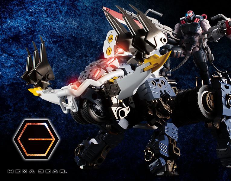 Kotobukiya 1/24 Hexa Gear Demolition Brute