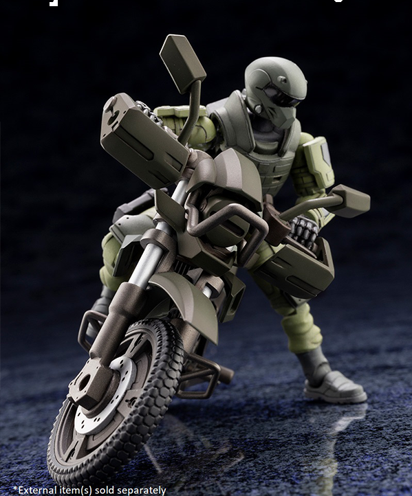 Kotobukiya 1/24 Hexa Gear Alternative Cross Raider Forest Color Ver.