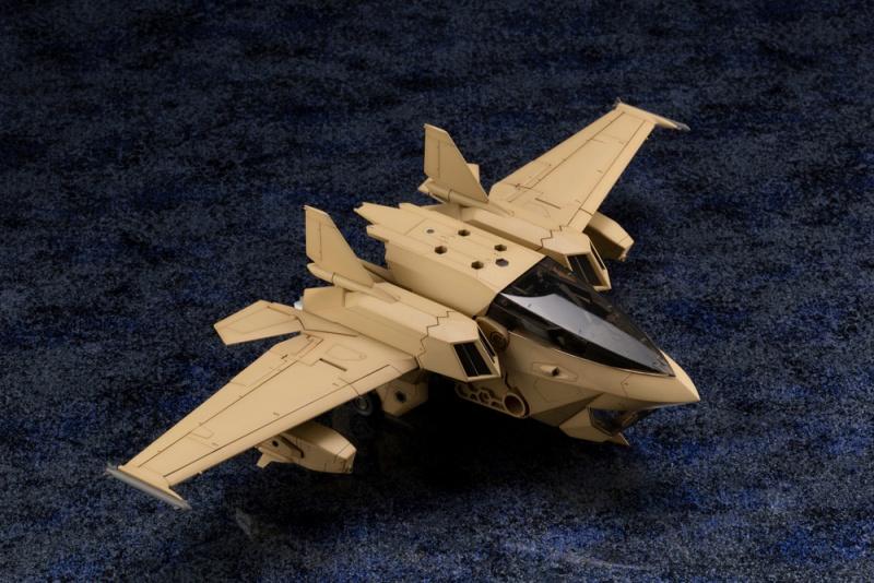 Kotobukiya 1/24 Hexa Gear Booster Pack 005 Desert Yellow Ver. Jet Pod