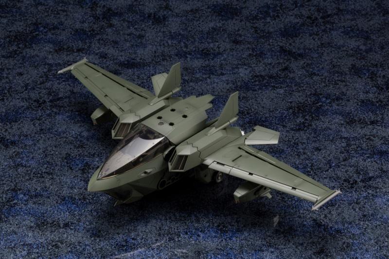 Kotobukiya 1/24 Hexa Gear Booster Pack 005 Dark Green Ver. Jet Pod