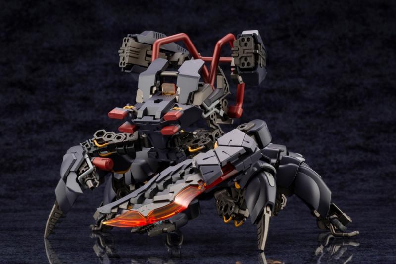 Kotobukiya 1/24 Hexa Gear Abysscrawler Night Stalkers Ver.
