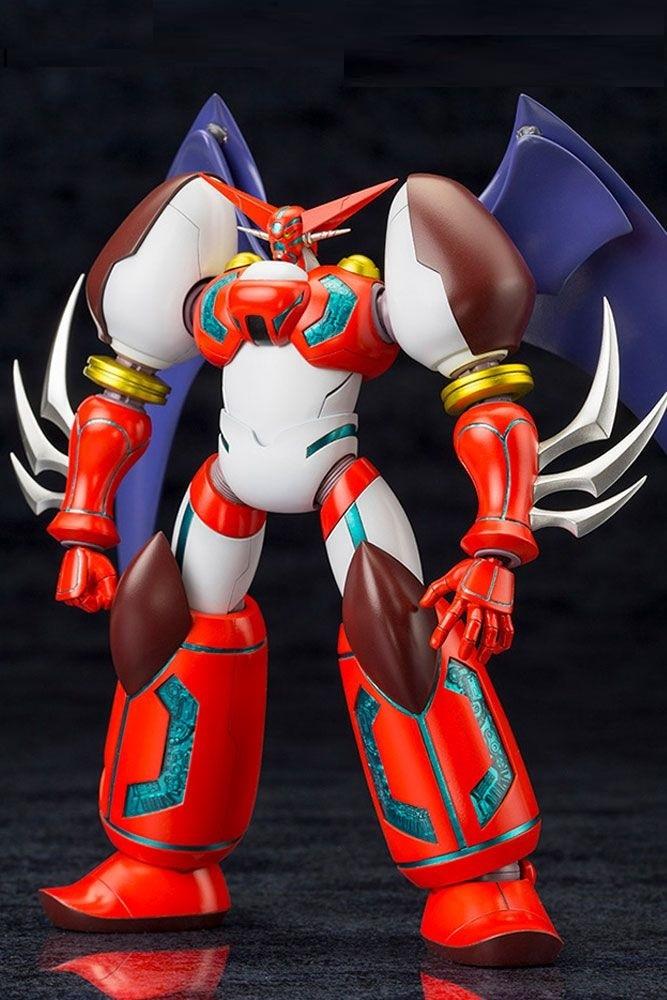 Kotobukiya Shin Getter 1 (7.5 Inch Tall approx), Getter Robo Armageddon Series Figure Kit