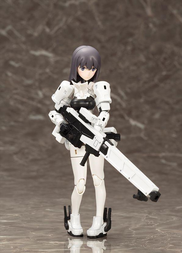 Kotobukiya 1/1 Wism Soldier Snipe/Grapple, Megami Device Series Figure Kit