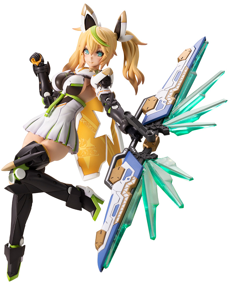 Kotobukiya Gene Stellainnocent Version Phantasy Star Plastic Model Kit
