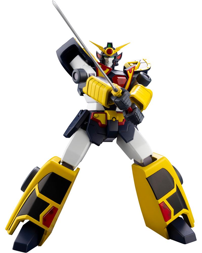 Kotobukiya The Brave of Gold Goldran Series Dran & Great Parts, Action Figure Kit