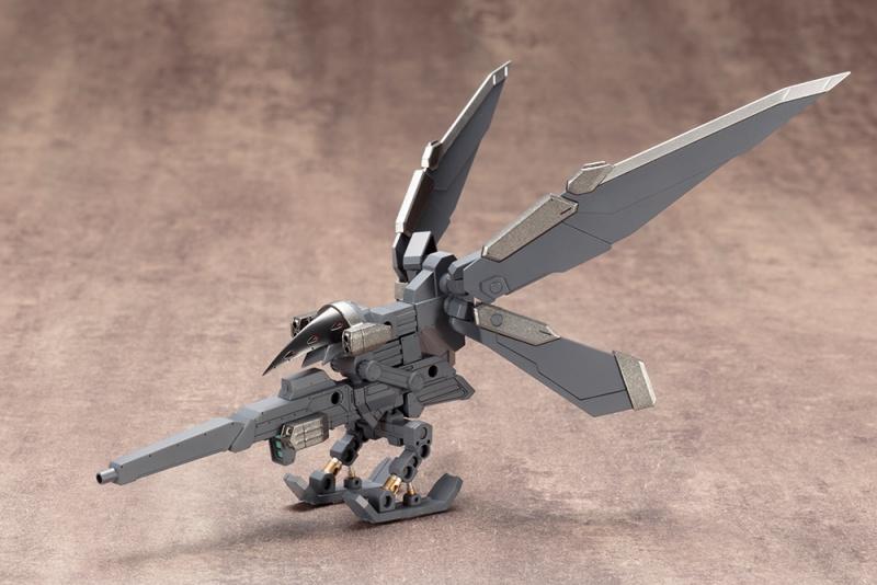 Kotobukiya MSG Heavy Weapon Unit 11 Killer Beak Set, 2 Pack