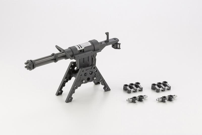 Kotobukiya MSG Heavy Weapon Unit 32 Gatling Gun2