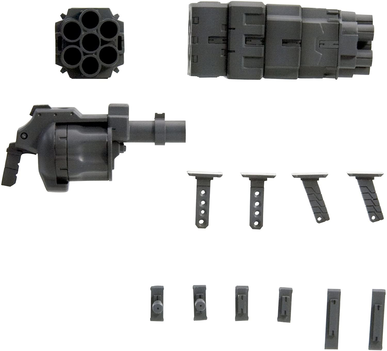Kotobukiya MSG Weapon Unit 022 Rocket Launcher / Revolver Launcher, 2 Pack