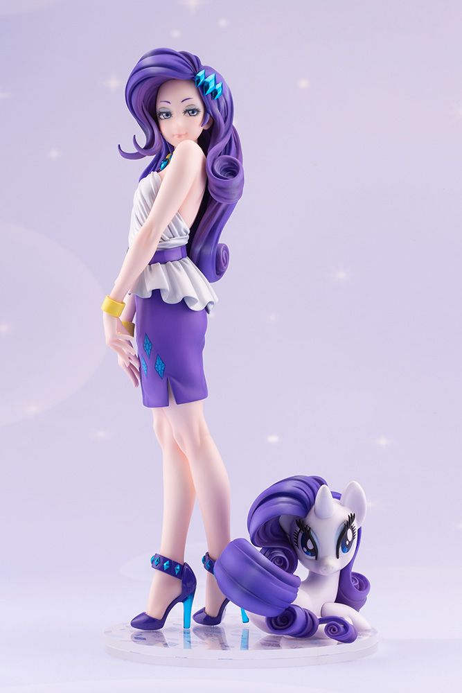 Kotobukiya My Little Pony Bishoujo Series, Rarity 1/7 Scale Figure