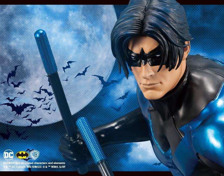 Kotobukiya 1/6 ARTFXJ DC Universe Titans Series Nightwing