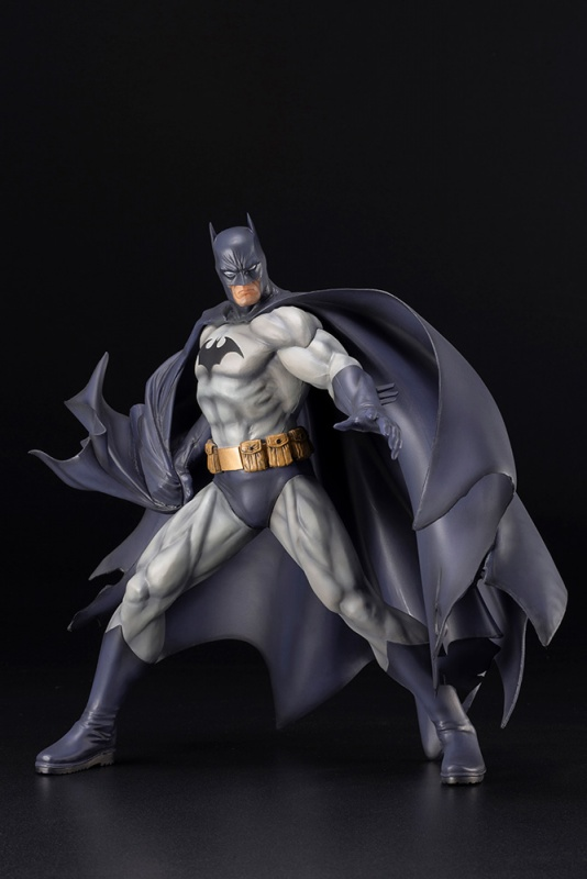 Kotobukiya 1/6 DC Batman Hush Renewal Package Artfx Statue, DC Universe Series