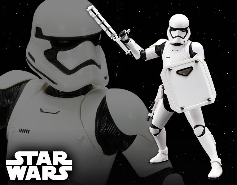 Kotobukiya 1/10 ARTFX+ Star Wars First Order Storm Trooper FN-2199
