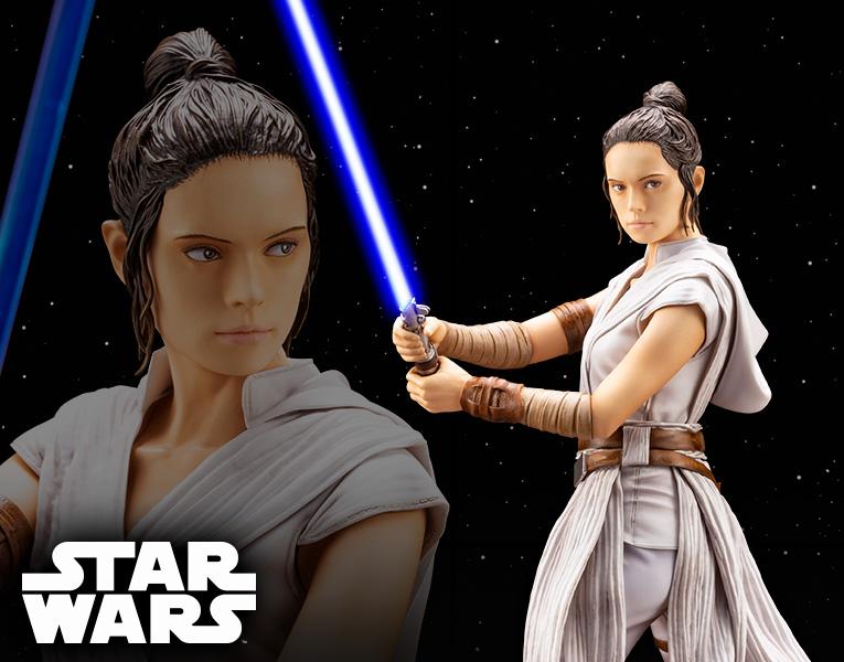 Kotobukiya 1/7 ARTFX Star Wars Rey The Rise of Skywalker Version