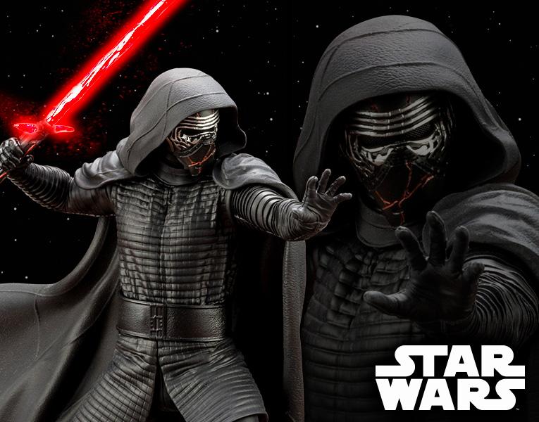 Kotobukiya 1/10 ARTFX+ Star Wars The Rise of Skywalker Kylo Ren